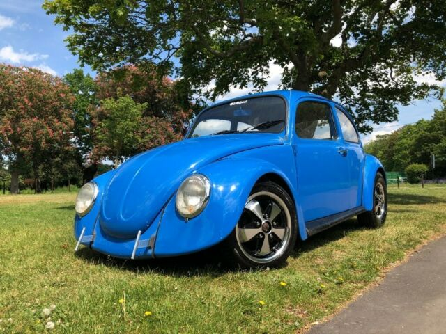 Vintage Vw Parts >> Classic Vintage Volkswagen Beetle 1968 New Engine And Lot Of New