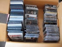 Job lot of CDs, DVDs and Books