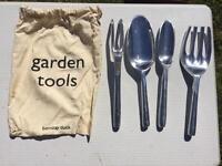 Bombay Duck Aluminium Gardening Tools