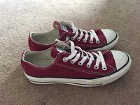 Converse Chuck Taylors - UK size 6