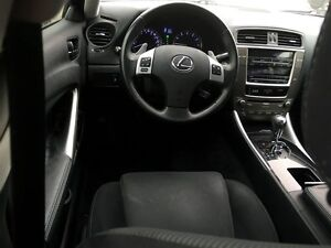 2012 Lexus IS 250 Show Room Condition Paddle Shift Awd  Black On Kitchener / Waterloo Kitchener Area image 12