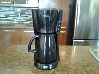 BLACK & DECKER COFFEE MAKER $20