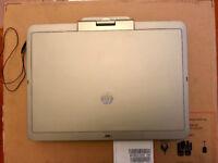BRAND NEW HP EliteBook 2740P Convertable Laptop/Tablet,i5-540M,4GB RAM,160GB HDD,Win 7