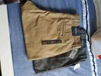 Gap khaki trousers