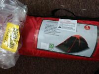 New Other - ArgosProAction 4 Man 1 Room Dome Tent