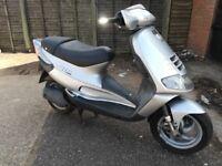Piaggio skipper 125cc (2003) delivery available