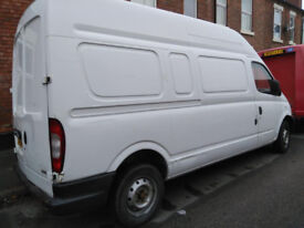MAN & VAN SERVICES AVAILABLE IN DERBYSHIRE. BEST PRICES FOR REMOVALS AND DELIVERIES!!!