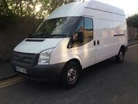 Ford transit lwb full mot