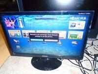 23 inch Samsung full hd led tv