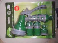 garden hose spray set