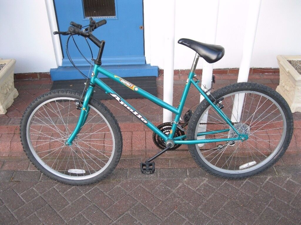 "Ladies Multi Purpose Bike, 18"" frame, Renovated to full working order, little used"