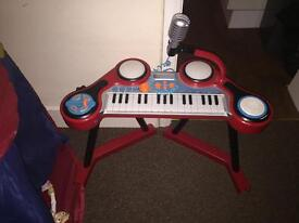 ELC toy keyboard