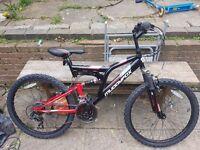 Brand new boys 24 inch bike.