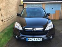 Honda CRV 2007 Registration 4x4 Top of the range EX Model great condition