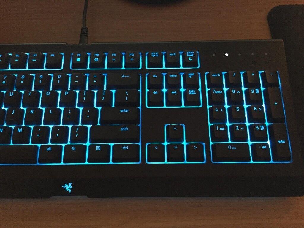 Razer Cynosa Chroma Pro Pc Gaming Keyboard In