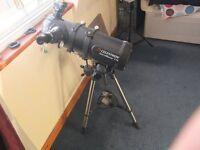 114eq Telescope.