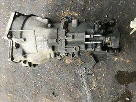 03 BMW E46 318 MANUAL GEARBOX WORKING GOOD AND TESTED