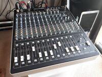 Mackie Onyx 1620i second generation mixer