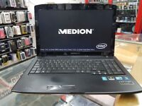 Medion Akoya P6624 15.6. ( Intel Core i5) -M460 ( 640GB HDD, 5GB Ram) Windows 7