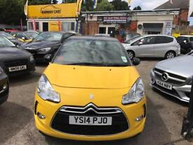 Citroen DS3 1.6 VTi Dstyle plus automatic