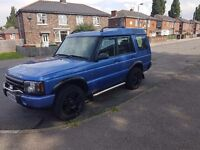 landrover discovery td5 facelift 4x4