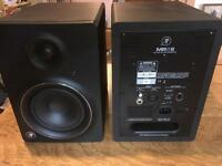 Mackie MR5 mk2 active studio monitors