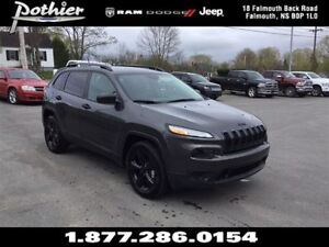 2017 Jeep Cherokee Sport 4x4 | CLOTH | HEATED SEATS | REAR CAMER