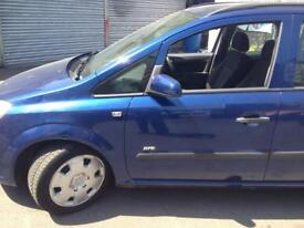 Vaxhall zafira for sale