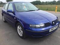 SALE! Bargain seat leon, full years MOT, ready to go