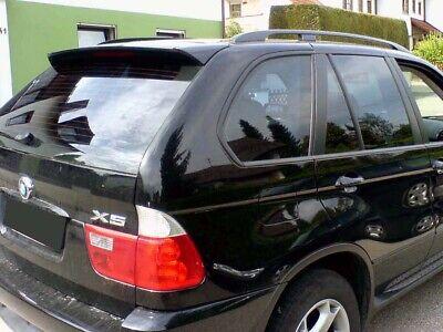 SPORT GRILL KÜHLERGRILL BMW E53 X5 99-04 SCHWARZ GLANZ KLAVIERLACK BLACK GLOSSY