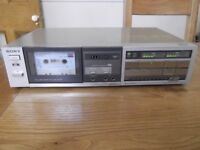SONY TC-FX33 hi-fi stereo cassette deck