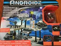 Brand new sealed Androidz strikebot Airbase Robot Launcher