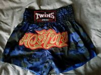 Twins Special Muay Thai Shorts L