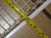 IKEA wardrobe metal basket