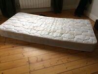 Free two single mattresses