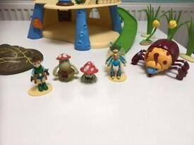 Tree Fu Tom playset