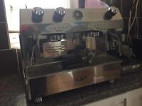 FRACINO CONTEMPO ESPRESSO COFFEE MACHINE 2 GROUP