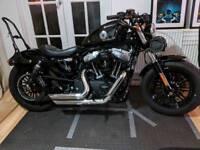 Harley davidson Sportster 48 xl1200x