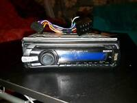 Sony Xplod CDX-GT350