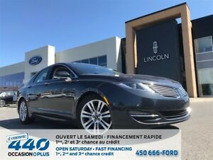 2013 Lincoln MKZ | CUIR, NAVIGATION, MY LINCOLN TOUCH