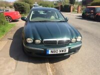 Jaguar X-TYPE 2.0 TURBO DIESEL 2005 PRIVATE PLATE N80NWB