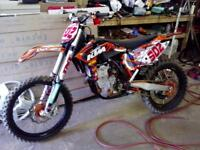 2012 ktm 450 sx need gone.first reasonable offer takes it