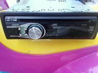 Jvc headunit 4x50watt