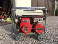 Honda ES4500 Electric Start 4.5kva Generator