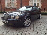 Jaguar S-Type 2.7 D V6 Sport 4dr Auto ++ FULLY LOADED ++ 1 owner ++ FSH ++ PX WELCOME