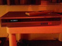 SONY DVD RECORDER RDR GX210