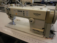 Brother Exedra ES40 High Speed UBT Electronic Industrial Sewing Machine + Auto Foot Lift
