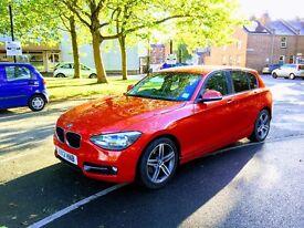 BMW 1 Series 1.6 118i Sport 5dr