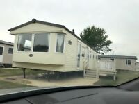 8 berth static caravan tattershall lakes, free entertainment passes with every september booking
