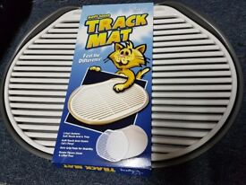 """Litter Tray Track Mat """"Soft Touch"""" - NEW"""